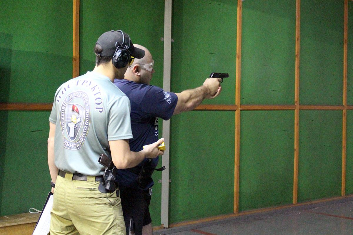 стрельба телохранителей