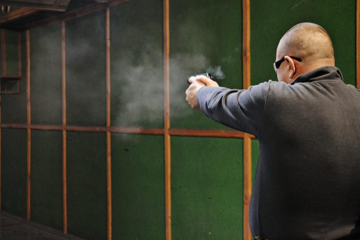 стрельба в тире