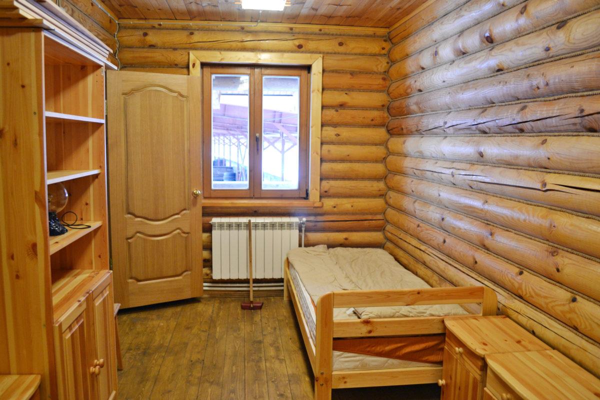 дом для жилья