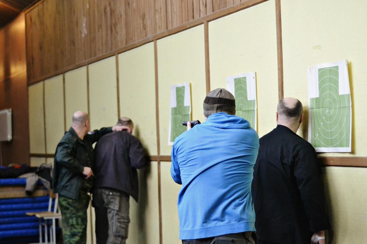 Телохранители из Москвы