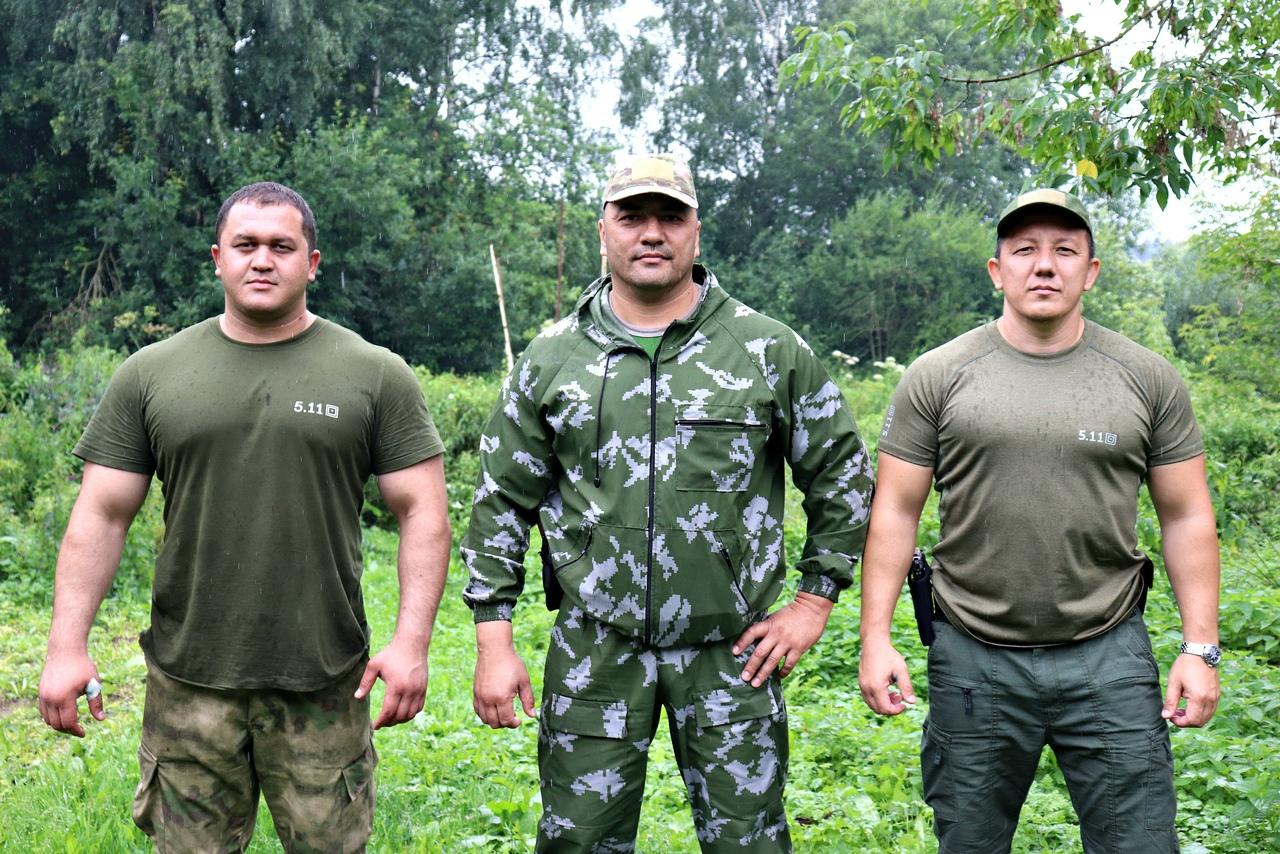 Телохранители из Узбекистана