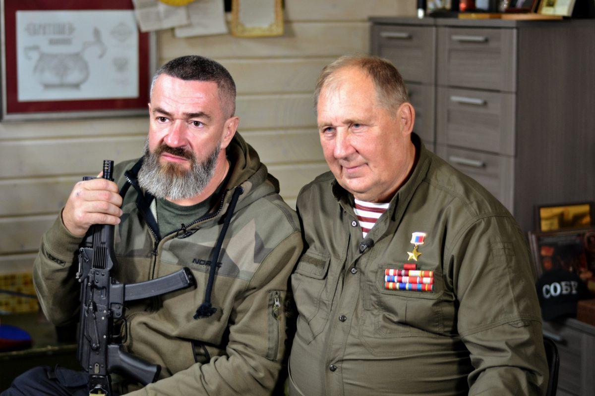 Сергей Бадюк и Сергей Лысюк