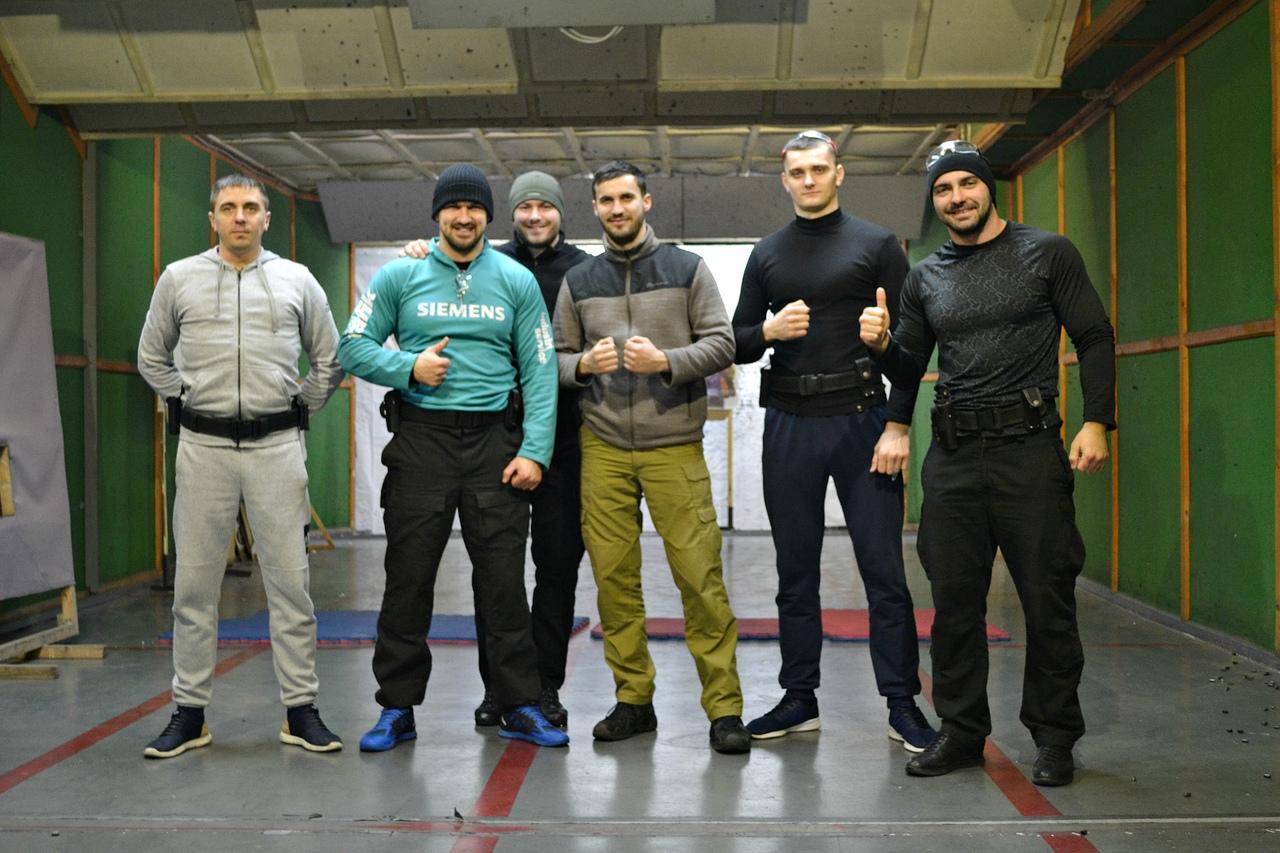 Телохранители из Сочи и Липецка