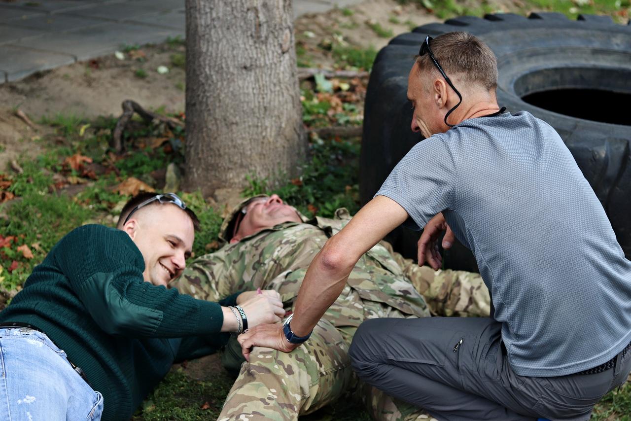 Курсы тактической медицины