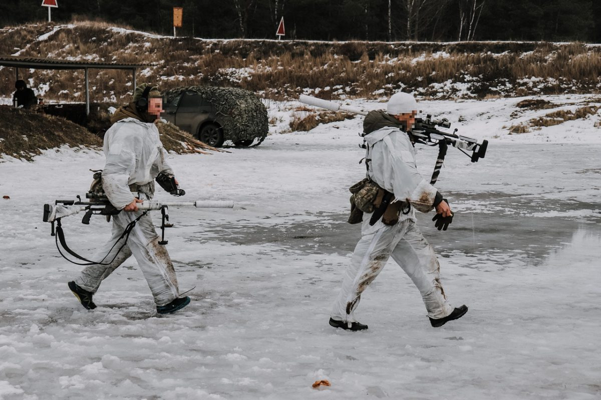 Снайперы