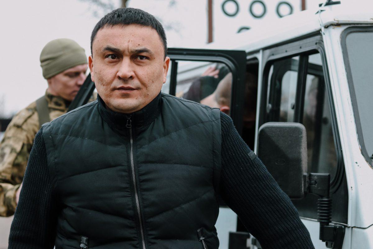 Телохранители из Казахстана