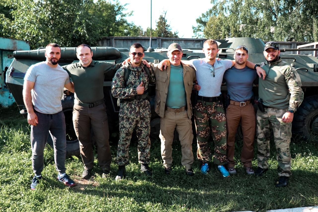 Группа телохранителей