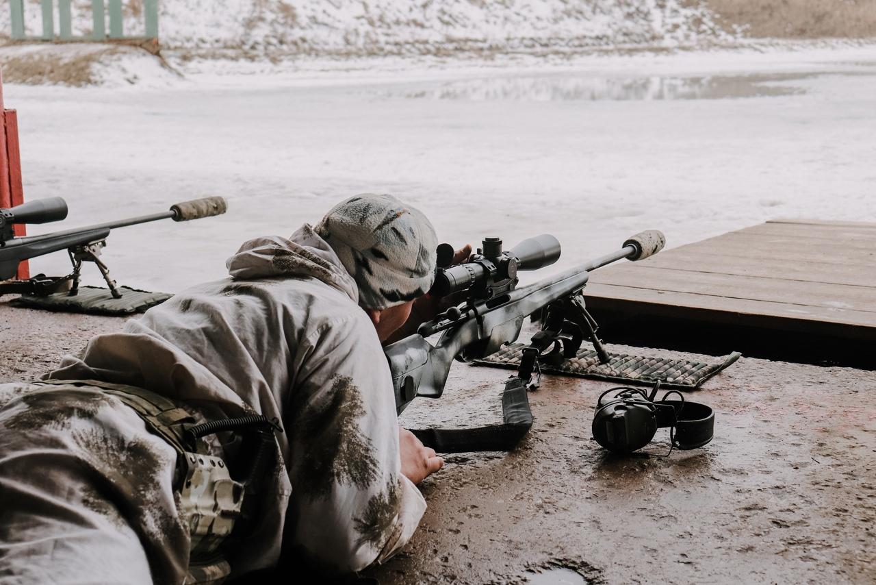 Снайперские соревнования