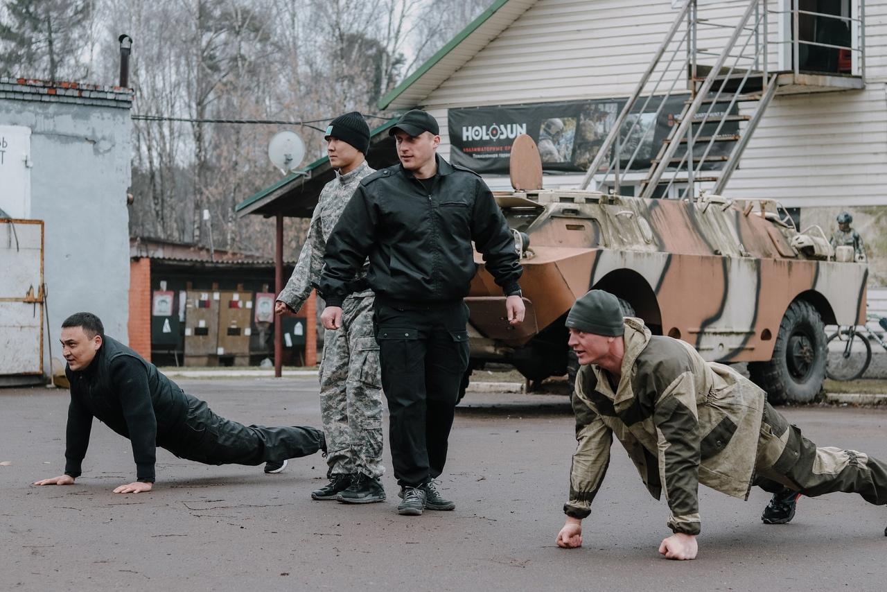 Курсы телохранителей